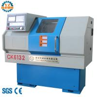 China CK6132 Hot Sell China Metal and Plastic CNC Lathe Machine With GSK Controller and CE Certification on sale