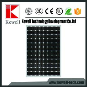 China 270W-290W mono crystalline solar panels on sale