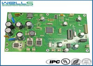 China Halogen Free Custom PCB Circuit Board Assembly Electronic ENIG 1.6mm Thickness on sale