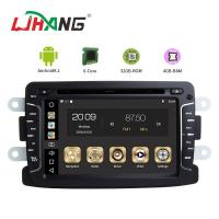 China Android 8.1 Renault Duster Car Stereo And Dvd Player With Auto Radio GPS on sale