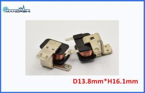 China 3v 6v Low Frequency Buzzer Electric Round Wired Mechanical Surface Mount Buzzer DC on sale