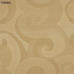 China Carpet Finish Ceramic Glazed Floor Tiles For Floor Decoration 600x600mm  Trendy Design Popular on sale