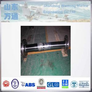 China Marine forged steel intermediate shaft for boats accessories on sale