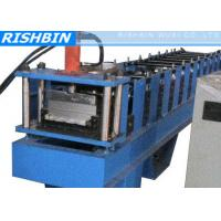 Metal Sheet Joint Hidden Roof Panel Roll Forming Machine with 45 ﹟ Steel Shaft