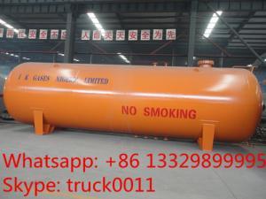 China China brand best price ASME 100cbm LPG Storage Pressure Vessel, factory sale 100,000L bulk lpg gas propane storage tank on sale