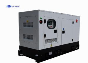 84kW Sound-proof Cummins Diesel Generator with 8 Hours Based