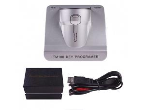 China Auto programmer New Release TM100 Transponder Key Programmer with Basic Module TM 100 Transponder Chip Key Programming on sale