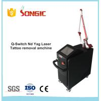 Black 7 joints articular laser arm Q Switched ND YAG Laser Tattoo Removal Machine