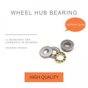 China Thrust Ball Bearings | Bearings, Units & Housings on sale
