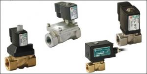 China diaphragm solenoid valve(DN8-50mm)-good quality(three dimensional seals) on sale