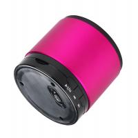 China Purple Multimedia Bluetooth Stereo Speaker Stereo Sound For Smartphone on sale