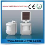 家/商業警報使用妨害の強い反干渉の機能のための太陽動力の無線電信PIR Detecotor