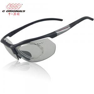 China Anti UV Rays Helmet Parts , Grey Black Helmet Glass Adjustable Multi-Fit on sale