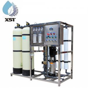 China Agricultural Irrigation 1000Ltr RO Water Treatment Plant on sale