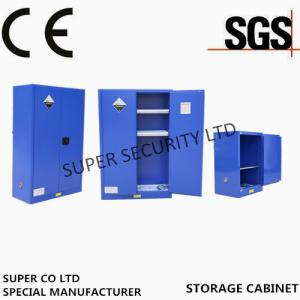 China Laboratory Vertical Chemical Storage Cabinets acid dangerous storage on sale