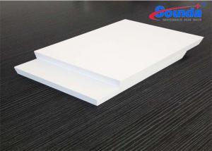 China Hoja del PVC de la espuma de los muebles 10m m, haciendo publicidad de espuma no tóxica del cloruro de polivinilo de la exhibición on sale