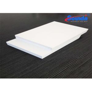 China Feuille de PVC de mousse des meubles 10mm, annonçant la mousse non toxique de polychlorure de vinyle d'affichage on sale