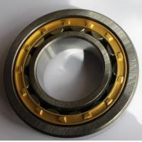 ABEC - 5 NU 207 EM Cylindrical Roller Bearing , precision high speed thrust bearing