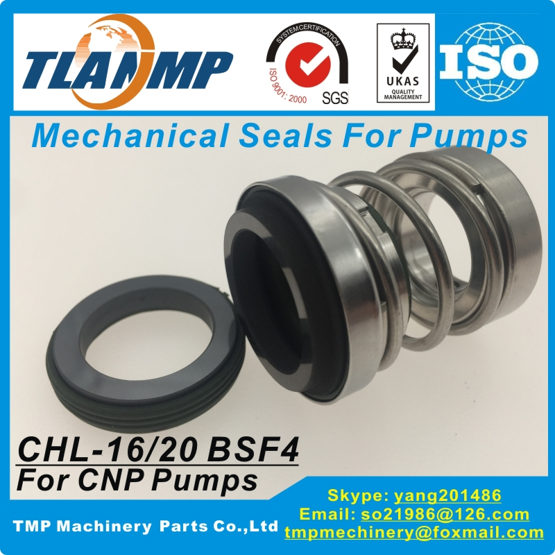 CHL-16/BSF4 CHL-20/BSF4 gRUNDFOS Mechanical Seals for CNP