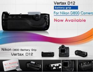 China Pixel Original Nikon D800 Battery Grip, Promotion Now, New Arrival! on sale