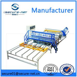 China Automatic Wire Mesh Fence Welding Machine on sale