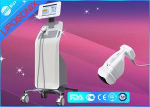 China Safety Hifu Treatment Ultrasound Facelift Machine For Beauty Salon on sale