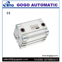 32mm bore 50mm stroke double acting valve actuator cylinder pneumatic ADVU32-50 compact air cylinders