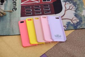 China fashion plastic phone case for iphone 5c on sale