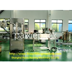 China 3 In 1 Filling And Capping Machines Liquid Filling Equipment For Electronic Cigarettes on sale