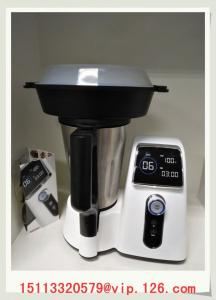Quality 1000W Wifi APP Thermo Cooker/ Touch Control Cooking Food Processor as Soup Maker for sale