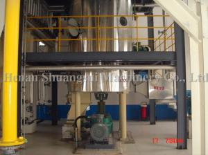 China High quality rice bran oil solvent extraction machine/ plant with ISO 9001(30T/D) on sale