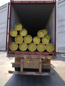 China Boiler / Heat Exchanger Large Stainless Steel Pipe 1.5415 17.175 15MO3 EN 10216-2 16MO3 on sale