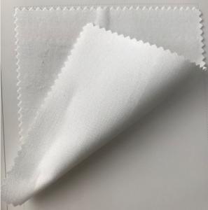 China 70*42Density 260GSM Plain Dyed Cotton Fabrics on sale