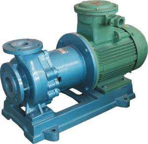 China IMD Explosion Proof Stainless Steel Magnetic Drive Centrifugal Chemical Pump on sale