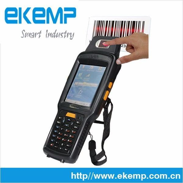 Courier Handheld PDA X6 with Scanner for Logistic Industry