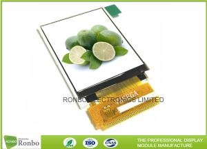 China Resistive Touch Panel 2.0 176x220 MCU 16Bit TFT LCD Monitor for POS, Doorbell, Medical on sale