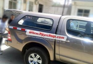Quality Foton Tunland Pickup Hardtop Canopy Exterior Accessories for sale