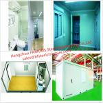 Portable Prefab Container Homes With Interior Decorations  Bedroom/Bathroom/Kitchen/Washbasin