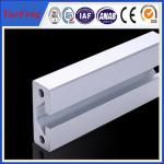 China Aluminium extrusion for industrial t slot aluminium profile wholesale