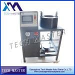 OEM Hydraulic Hose Crimping Machine With 30 Mpa System Pressure , 0.05mm Accuracy