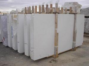 China Gypsophila White Marble Stone----cut-to-size slabs on sale