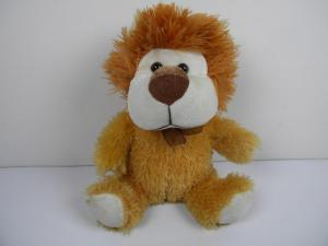 China Fashion style plush lion toy on sale