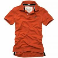 Digital Printed Low Profile POLO T Shirts Stripe Short Sleeve Available 150g - 260g
