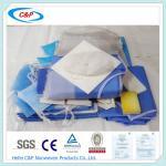 Всесторонний и глубокий стерильный зубоврачебный пакет