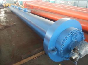 China Single Acting Telescopic Hydraulic Cylinder Single Acting Pneumatic Cylinder on sale