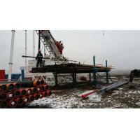 Rotation speed 2200rpm Top Drive Oil Rig Multi-Functional Drilling Rig Equipment thrust pullback force – 250 tons