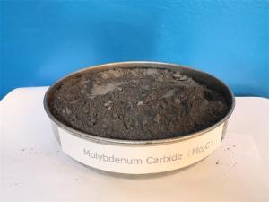 Quality Molybdenum Carbide Powder Mo2C FSSS1.5-4.0um Black Gray Color for sale