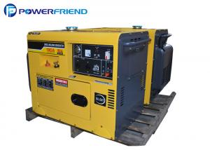 China 190A Diesel Welder Generator Electric Start With Wheels / Handle on sale
