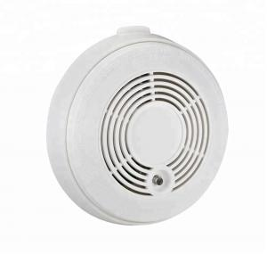 China Carbon Monoxide Gas Smoke Detector 9V Battery Standalone Type CE Approved on sale