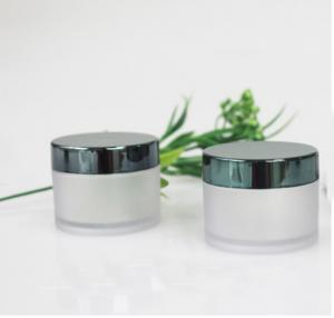 China Various Color Cosmetic Cream Containers , Small Plastic Bulk Makeup Containers on sale